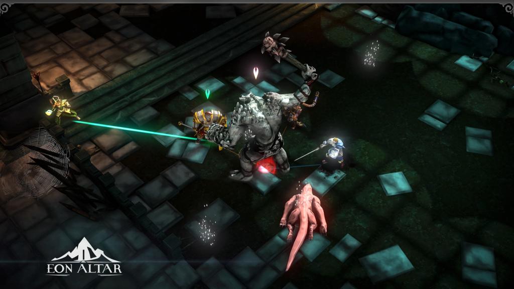 Eon Altar - Combat